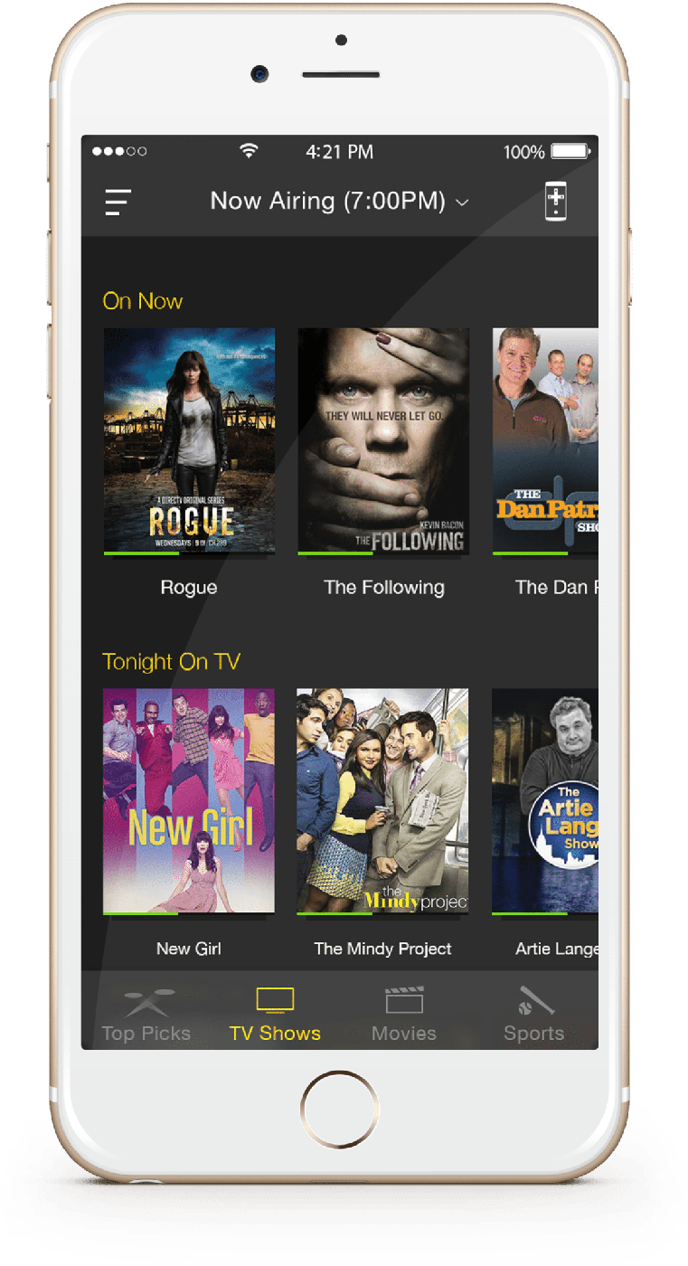 Watch TV from your Mobile Device with DISH Anywhere - Sparta, Michigan - THE REVOLUTION LLC - DISH Authorized Retailer