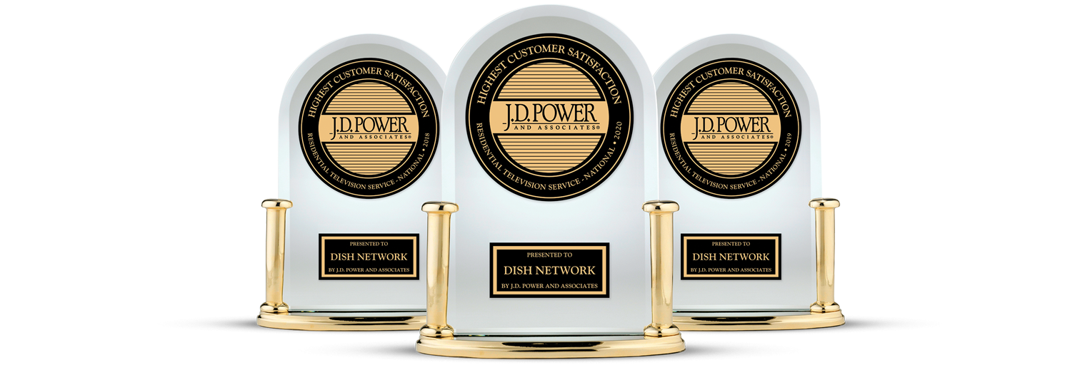 DISH Customer Satisfaction - Ranked #1 by JD Power - THE REVOLUTION LLC in Sparta, Michigan - DISH Authorized Retailer